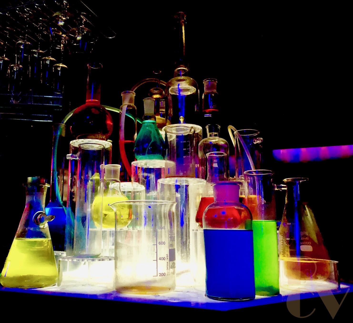 Vasos, botellas y cristales 2