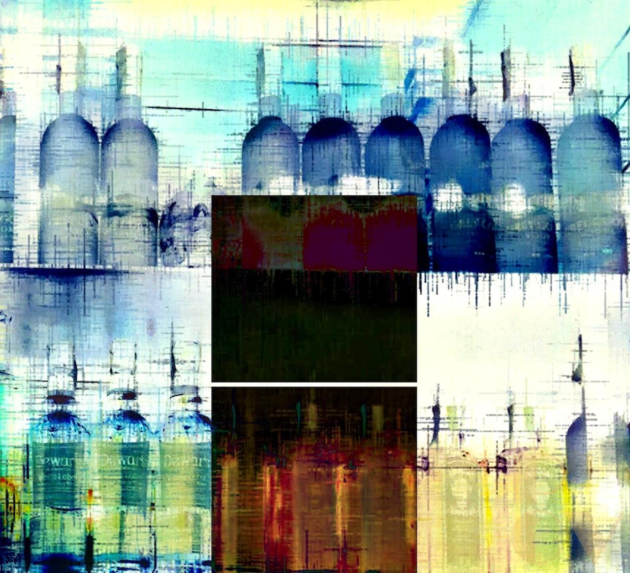 Vasos, botellas y cristales 5