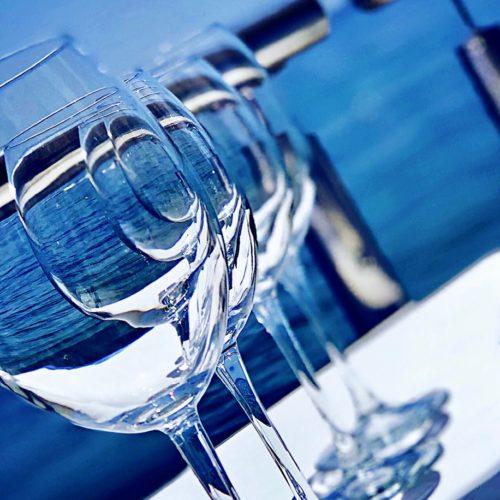 Vasos, botellas y cristales 9