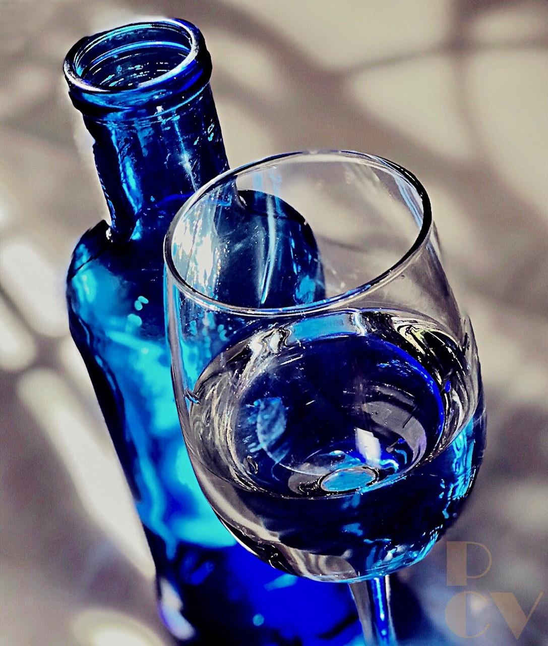 Vasos, botellas y cristales 14