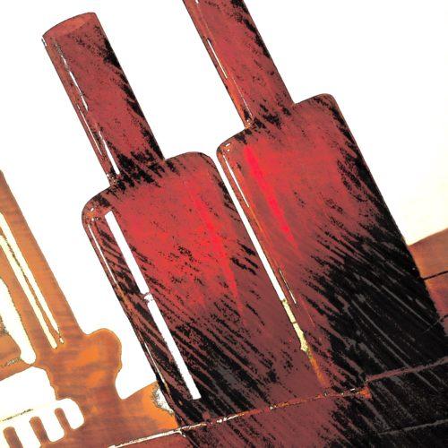 Vasos, botellas y cristales 15