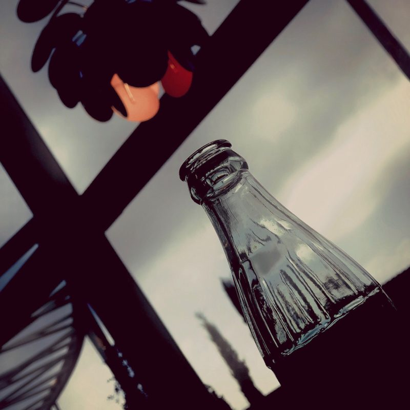 Vasos, botellas y cristales 24